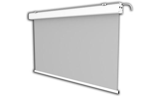 Écran de projection motorisé Expert 220 x 220 cm