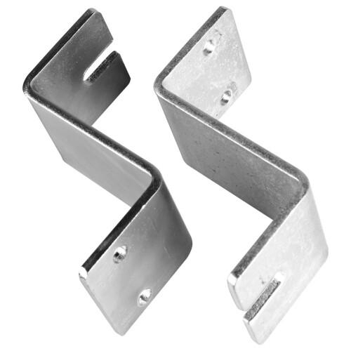celexon Z-Winkel zur Wandmontage 11cm für Displayständer Professional Plus und Expert Serie