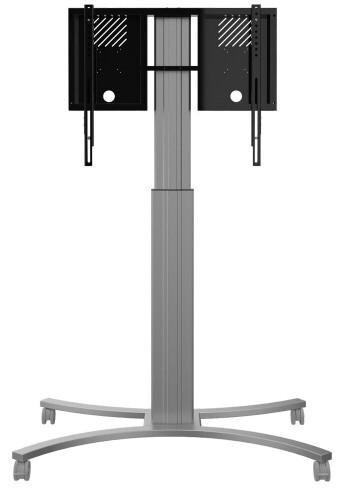 celexon Expert elektrisch höhenverstellbarer Display-Rollwagen Adjust-4286MS - 70cm