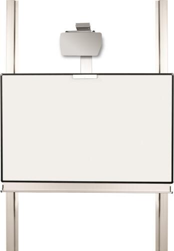 celexon Expert manuelle 2-Säulen Pylonentafel Adjust 192 x 130cm TOUCH