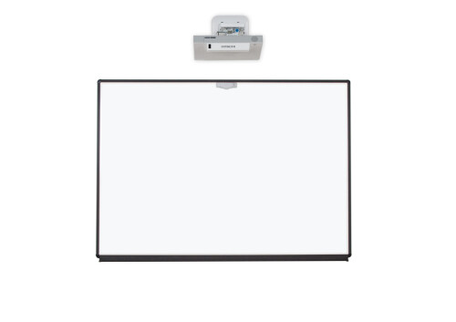 celexon Whiteboard Projektions-Schreibtafel Expert 192 x 120 cm PEN