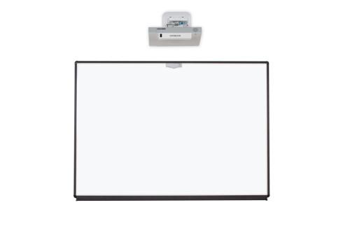 celexon Whiteboard Projektions-Schreibtafel Expert 300 x 120 cm PEN