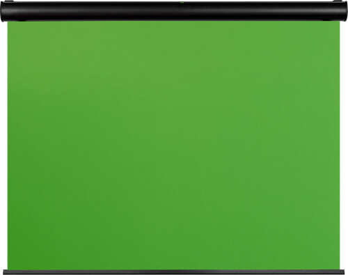 celexon Motor Chroma Key Green Screen 400x300cm