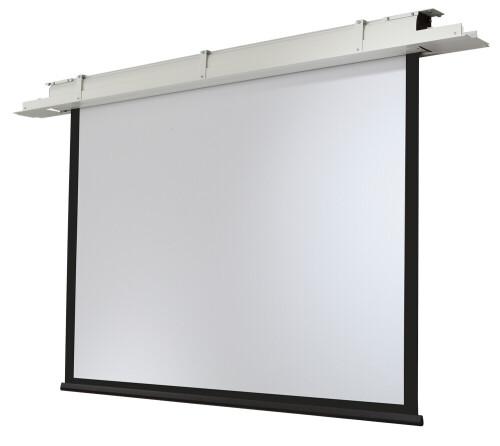 Ecran encastrable au plafond celexon Expert motorisé 200 x 150 cm