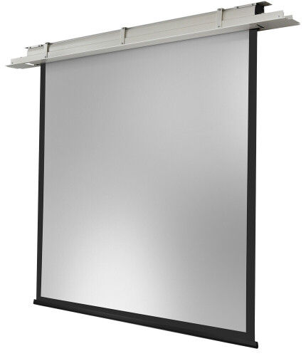 celexon ceiling recessed electric screen Expert 160 x 160 cm