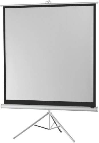 Ecran de projection sur pied celexon Economy 184 x 184 cm - White Edition
