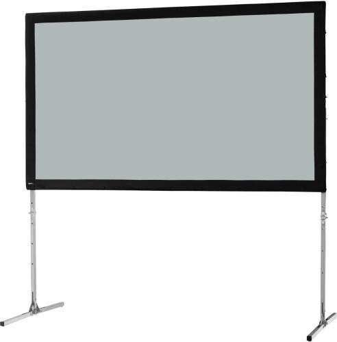 Ecran de projection sur cadre celexon « Mobil Expert » 244 x 137 cm, projection par l'arrière