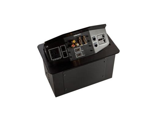 celexon tilted AV desk face plate Expert TA-300B (INT)