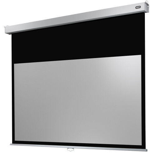 Ecran de projection celexon Manuel PRO PLUS 200 x 125cm