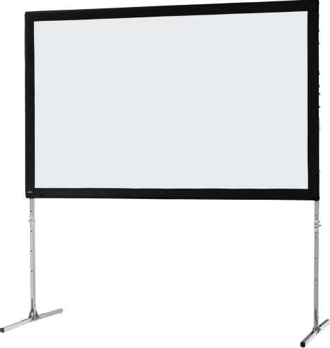 celexon Folding Frame screen 406 x 254cm Mobile Expert, front projection