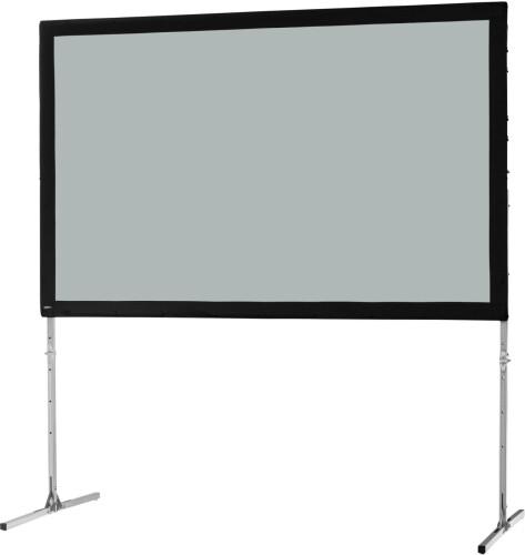celexon Folding Frame screen 305 x 190cm Mobile Expert, rear projection