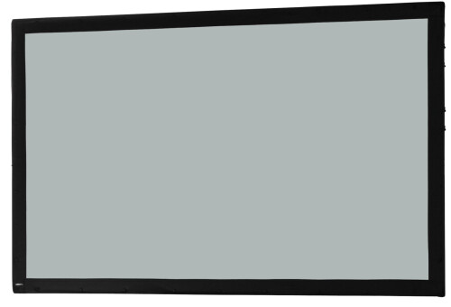 celexon Fabric for Folding Frame Mobile Expert 203 x 127cm - Rear projection