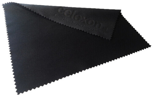celexon cleaning cloth for optical lenses and glasses