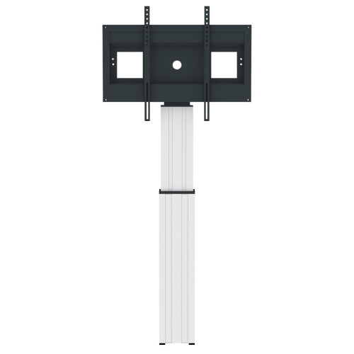 celexon Professional Plus elektrisch höhenverstellbarer Display-Ständer Adjust-42100W mit Wandbefest