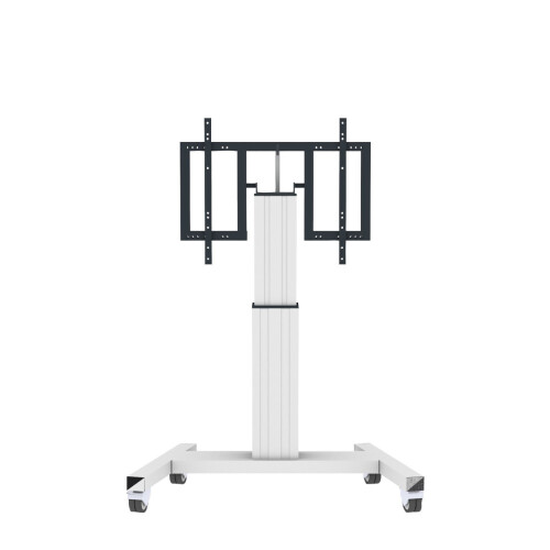 celexon Professional Plus electrically height-adjustable display trolley Adjust-V4670L